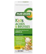 Rub A535 Kids Aches and Bruises Cream