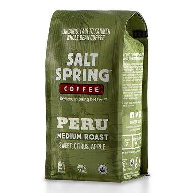 Salt Spring Coffee Peru