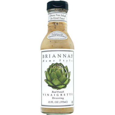 Briannas Real French Vinaigrette Dressing