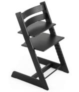 STOKKE Tripp Trapp Chair Oak Black