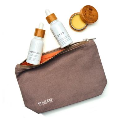 Elate Cosmetics Awaken Prep Skin Support Set
