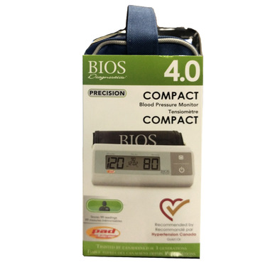 BIOS Medical Compact Blood Pressure Monitor