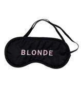 Brunette The Label Blonde Sleep Mask Black/Pink
