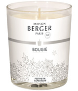 Maison Berger Festive Fir Candle
