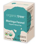 OrganicTree Organic Moringa Fennel Tea