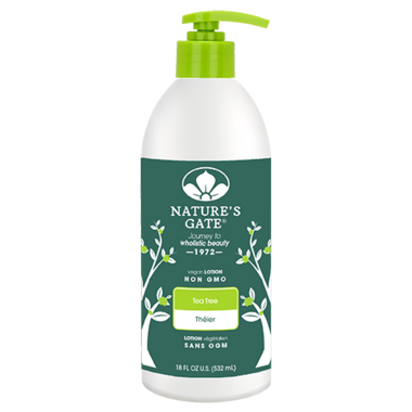 Nature\'s Gate Tea Tree Lotion