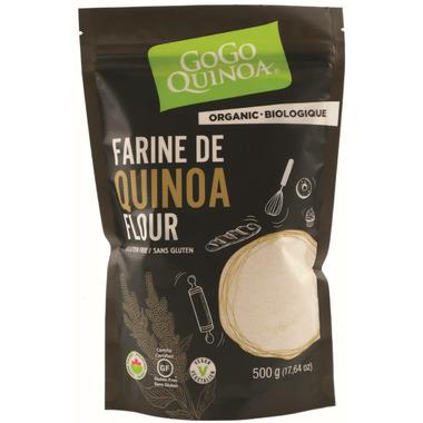 GoGo Quinoa Organic Quinoa Flour