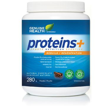 Genuine Health Proteins+ Powder