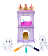 Crayola Scribble Scrubbie Peculiar Pets Palace Playset