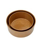 Ore Pet Eco Bamboo Bowls Large