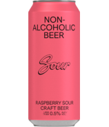 BSA Non-Alcoholic Beer Raspberry Sour