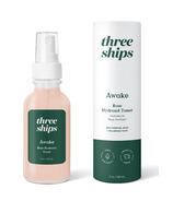Three Ships Awake Rose Hydrosol Toner