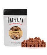 Happy Wax Half Pounder Wax Melts Pumpkin Maple Crunch