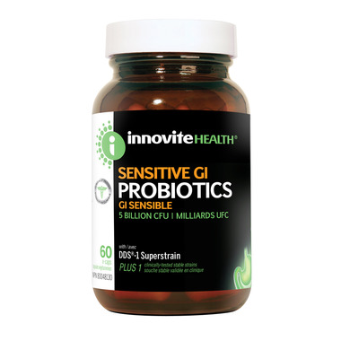 Innovite Health Probiotics Sensitive GI 5 Billion CFU