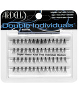 Ardell Double Individuals Medium Knot Free False Lashes
