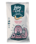 LesserEvil Grain Free Egg White Curls Himalayan Pink Salt