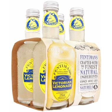 Fentimans Botanically Brewed Traditional Victorian Lemonade