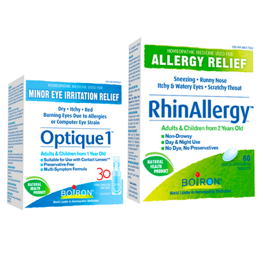 Boiron Allergy Relief Bundle