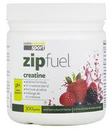 Prairie Naturals ZIPfuel Creatine Energy Drink Wildberry Burst
