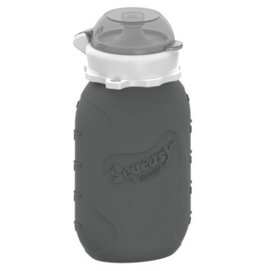 Squeasy Gear Snacker Grey 6oz