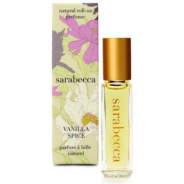 Sarabecca Vanilla Spice Natural Perfume