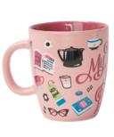Hatley Ceramic Mug Book Club