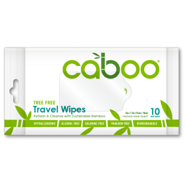 Caboo Bamboo Personal Wet Wipes