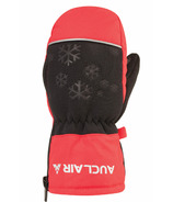 Auclair Flurry Mitt Black & Red