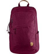 Fjallraven Raven Backpack Plum