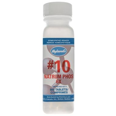 Hyland\'s Natrum Phosphorica 6x Cell Salts