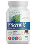 Profi Plant-Based Protein Powder Chocolate