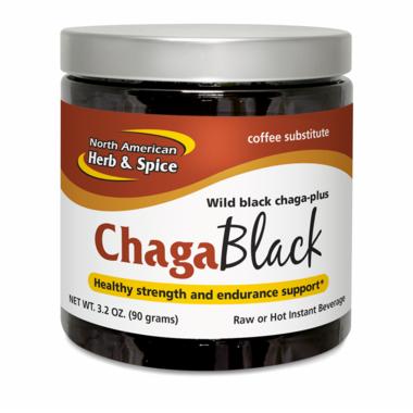 North American Herb & Spice ChagaBlack