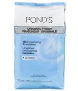 Pond's Cleansing & Makeup Removing Towelettes