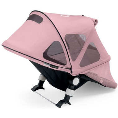 Bugaboo Fox and Cameleon3 Breezy Sun Canopy Soft Pink