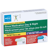 atoma Sinus Medication Day & Night Extra Strength 24 Hour Convenience Pack