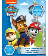 Paw Patrol Sticker Surprise Bag