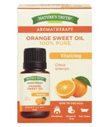 Nature's Truth Aromatherapy 100% Pure Orange Sweet Essential Oil