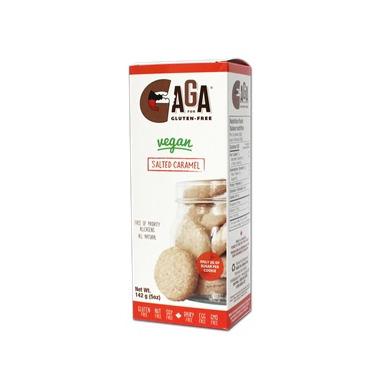 GAGA for Gluten-Free Salted Caramel