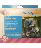 Safety 1st Baby on Board Stroller Weather Shield