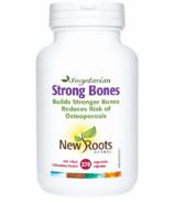 New Roots Herbal Vegetarian Strong Bones
