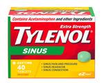Tylenol Cold, Flu, Sinus