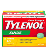 Tylenol Extra Strength Sinus Daytime eZ Tabs