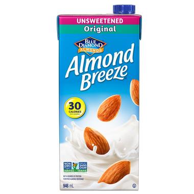 Blue Diamond Almond Breeze Original Unsweetened
