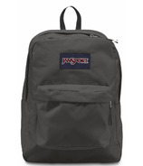 Jansport Super Break Backpack Forge Grey