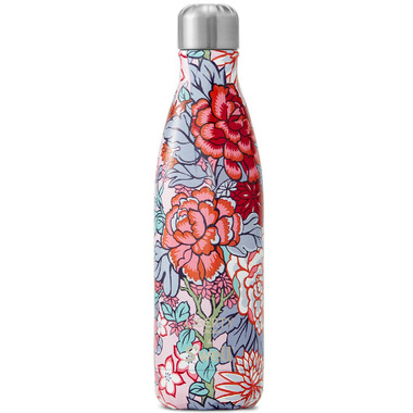 S\'well Stainless Steel Water Bottle Peony Branch
