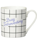 Yes Studio Mug Busy Introverting