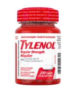 Tylenol Regular Strength 325mg eZ Tabs