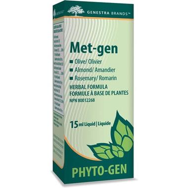 Genestra Phyto-Gen Met-gen