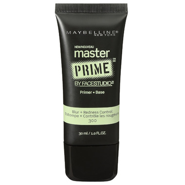Maybelline FaceStudio Master Prime Primer Blur + Redness Control