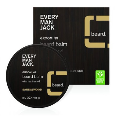 Every Man Jack Grooming Beard Balm Sandalwood